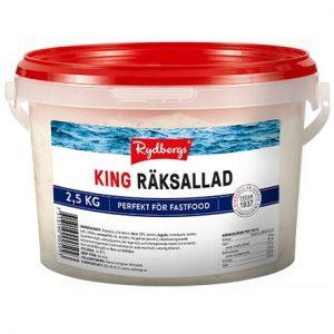 King Räksallad  2,5 kg