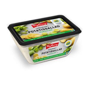 Potatissallad Gourmet purjolök 350 g