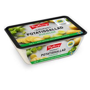 Potatissallad Gourmet purjolök 750 g