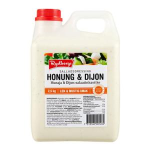 Honung & Dijon salladsdressing 2,5 kg