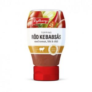 Kebabsås Röd 250 ml