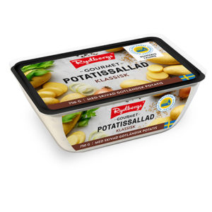 Potatissallad Gourmet klassisk 750 g