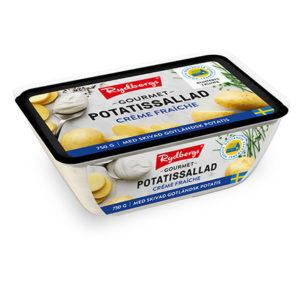 Potatissallad Gourmet créme fraiche 750 g