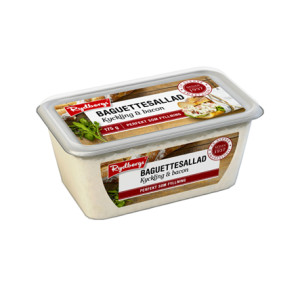 Baguettesallad Kyckling & Bacon 175 g