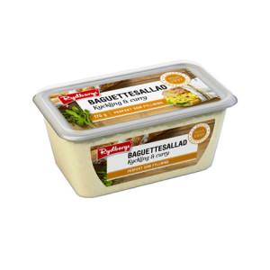 Baguettesallad Kyckling & Curry 175 g