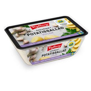 Potatissallad Gourmet vitlök 750 g