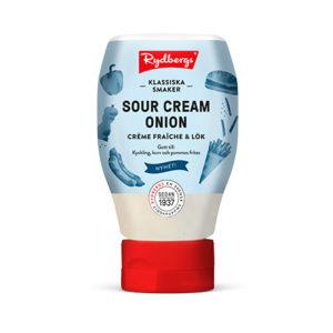 Sour cream onion 250 ml