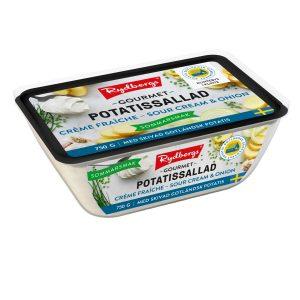 Potatissallad Gourmet créme fraiche sour cream & onion 750 g